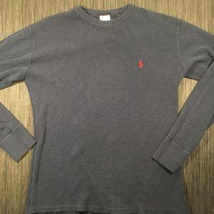 Polo Ralph Lauren Navy Underwear Top - Red logo